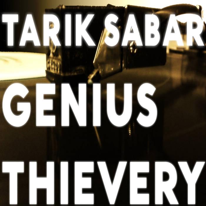 GENIUS THIEVERY cover art