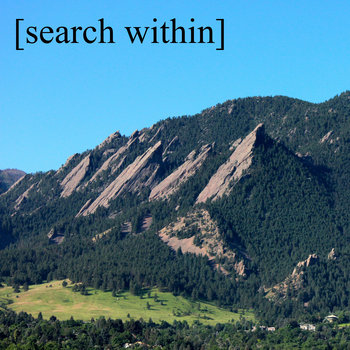 [search within] cover art