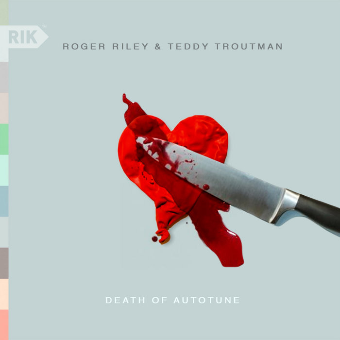 Death of Autotune cover art