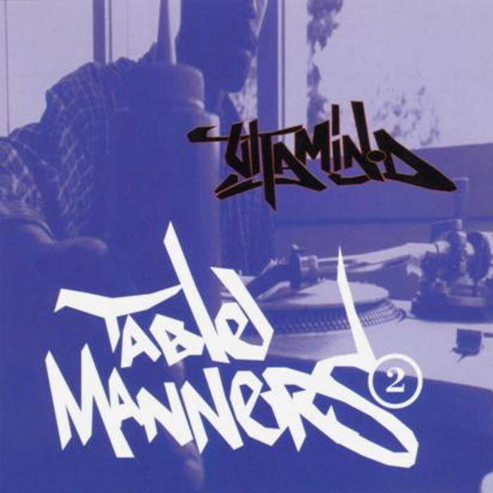 Table Manners 2 cover art