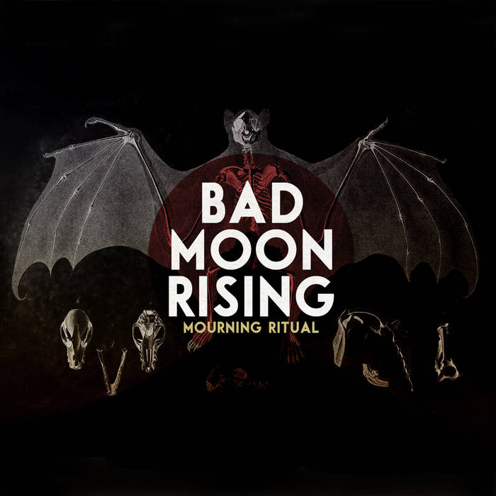 Bad Moon Rising (Cover) cover art