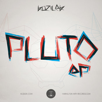 Pluto EP cover art