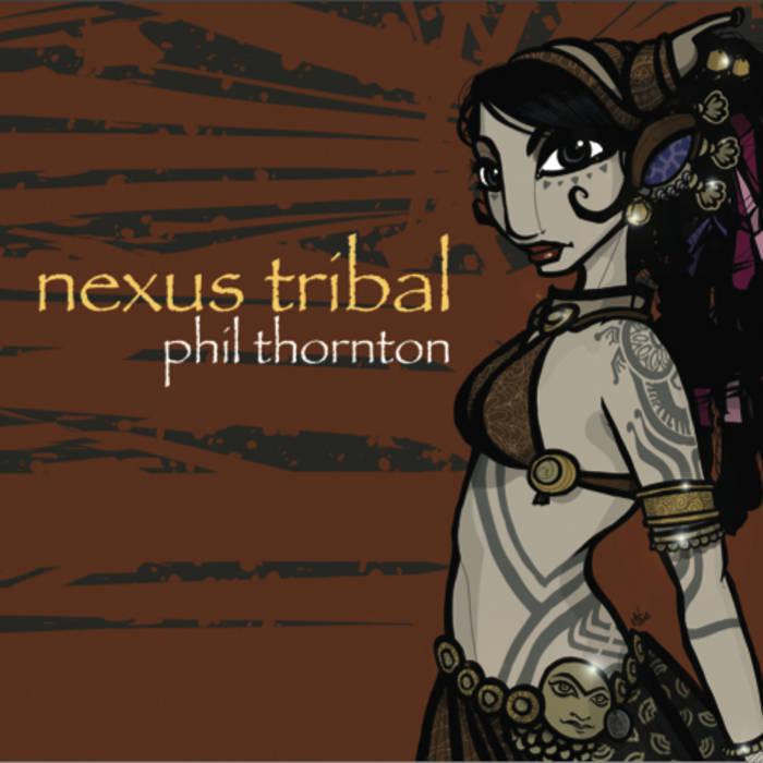 NEXUS TRIBAL cover art