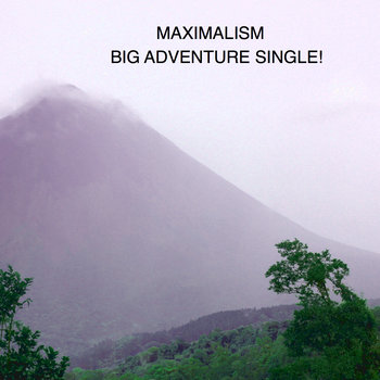 Big Adventure Single! cover art