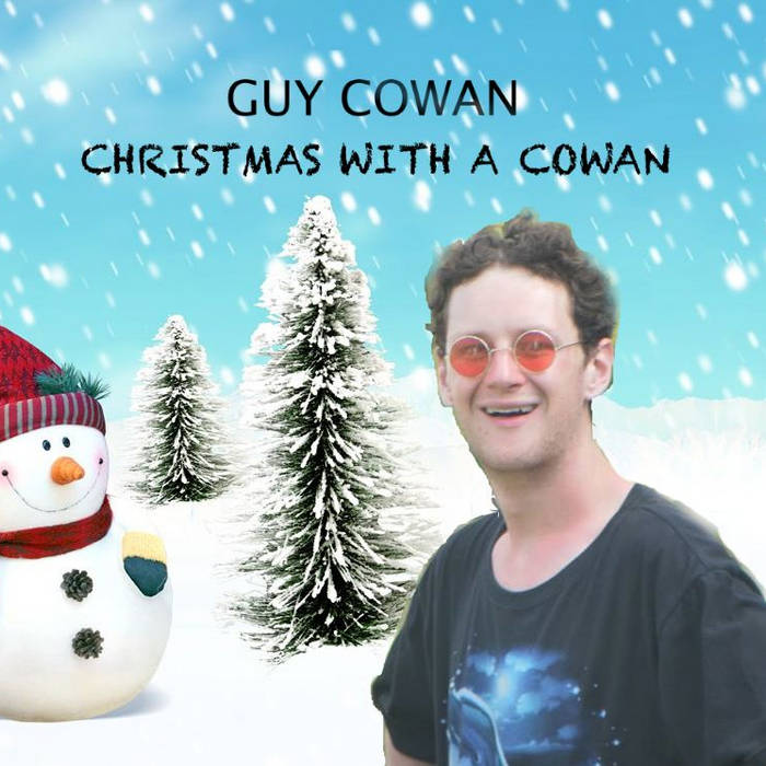 Christmas With a Cowan cover art