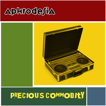 Precious Commodity cover art