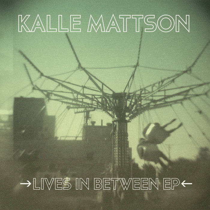 Lives In Between EP cover art