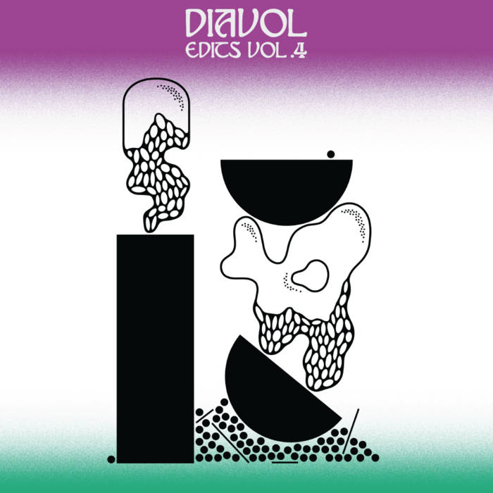 DIAVOL EDITS VOL. 4 cover art