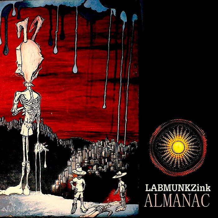 ALMANAC cover art