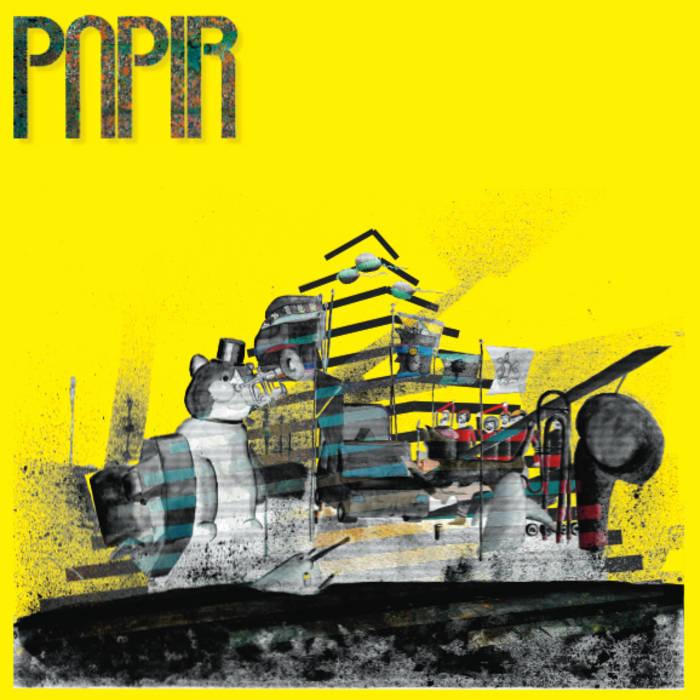Papir cover art