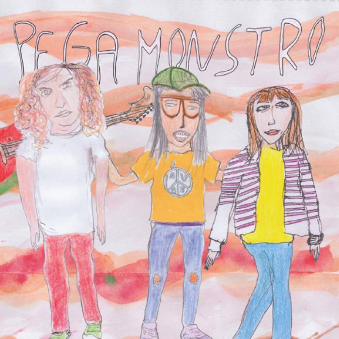 Pega Monstro cover art