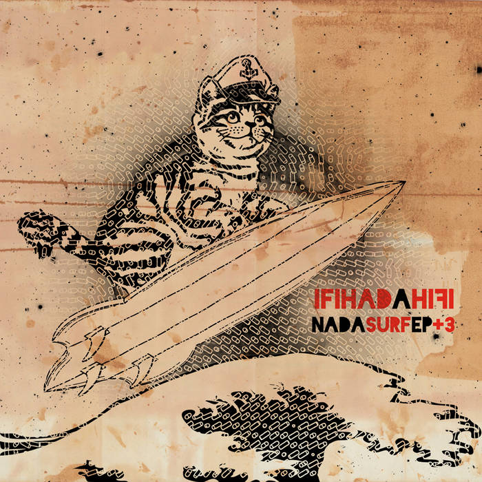 Nada Surf EP +3 cover art