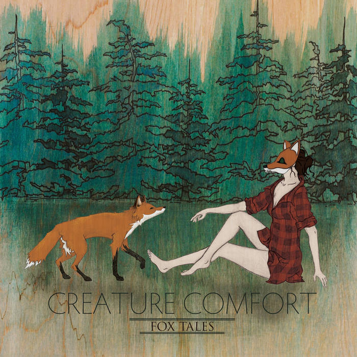 Fox Tales cover art