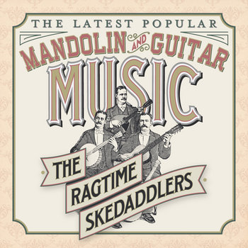 Free 3-Track Preview of The Latest Popular Mandolin and Guitar Music cover art
