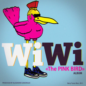 """The Pink Bird"" [Album] cover art"