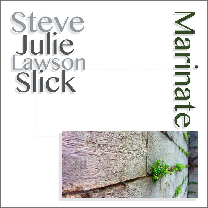 Marinate cover art