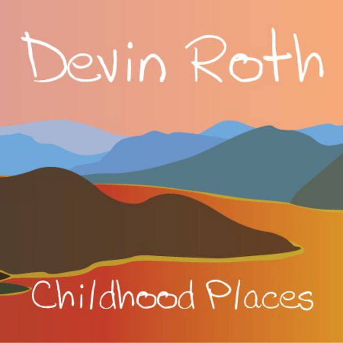 Childhood Places cover art