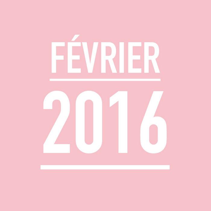 FEVRIER 2016 cover art