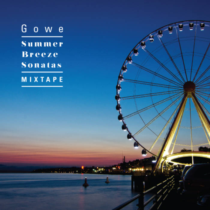 Summer Breeze Sonatas (2012) cover art