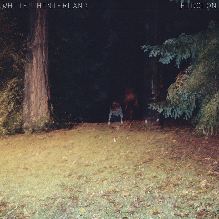 Eidolon EP cover art
