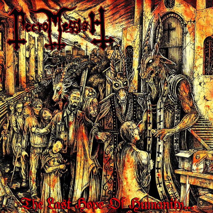 The Last Hope of Humanity... cover art