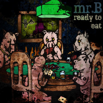 Ready to Eat cover art