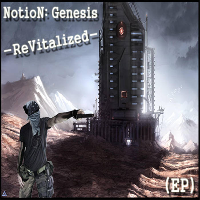 NotioN: Genesis ReVitalized (EP) cover art