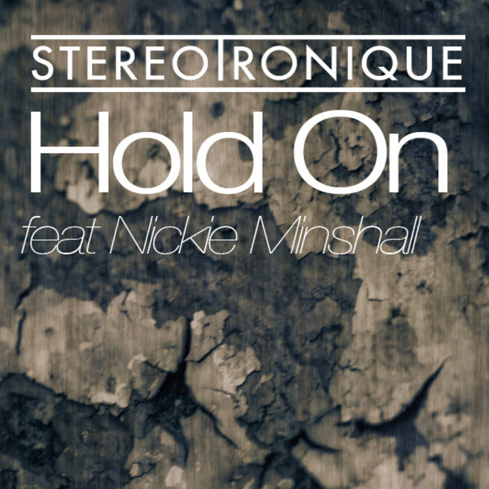 Hold On ft. Nickie Minshall (Original Mix) cover art