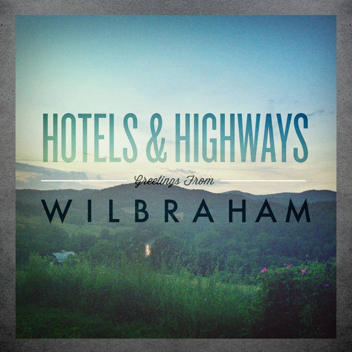 Greetings from Wilbraham cover art