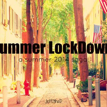 Summer LockDown cover art