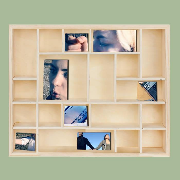 Movie Puzzle Pieces cover art