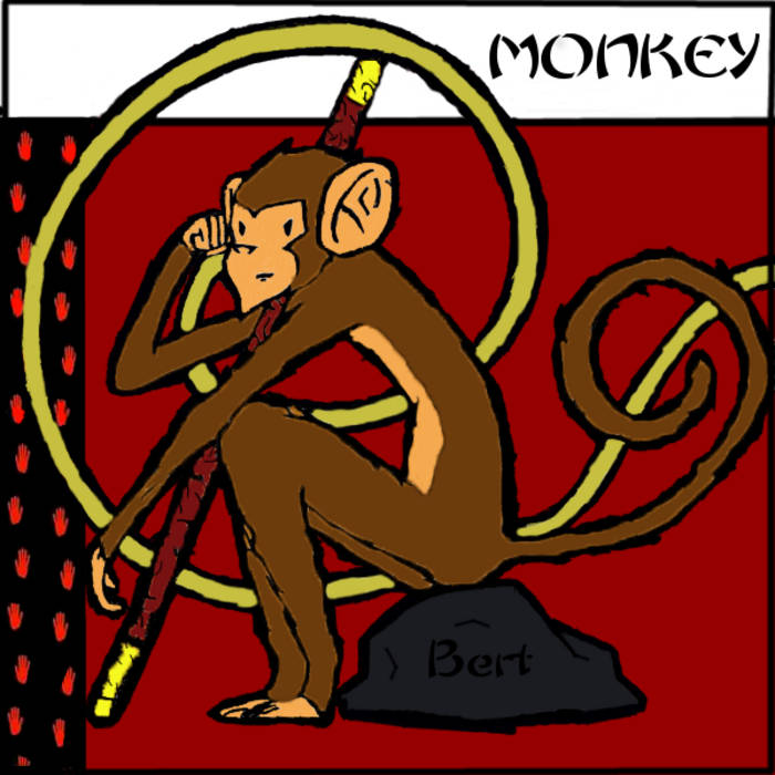 monkey cover art