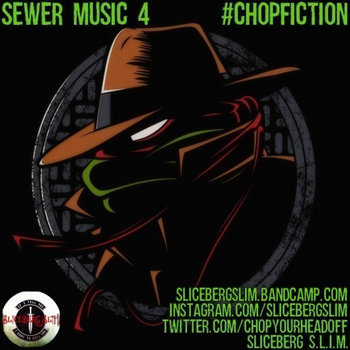 Sewer Music 4 cover art