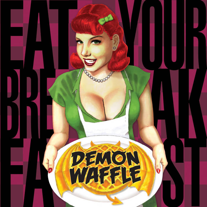 Eat Your Breakfast cover art