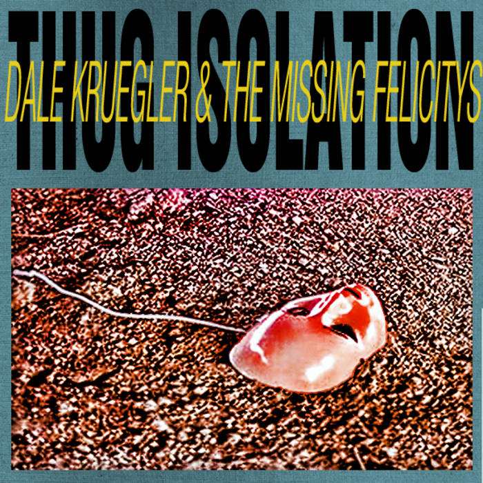 THUG ISOLATION cover art