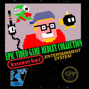 The Epic Video Game Medley Collection cover art
