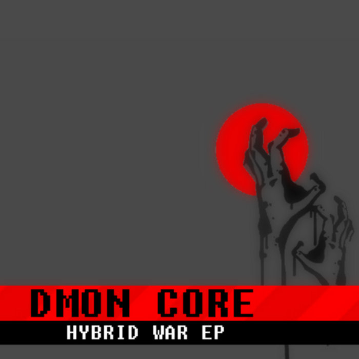 HYBRID WAR EP cover art