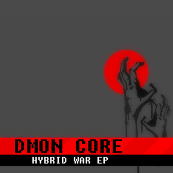 HYBRID WAR EP cover art