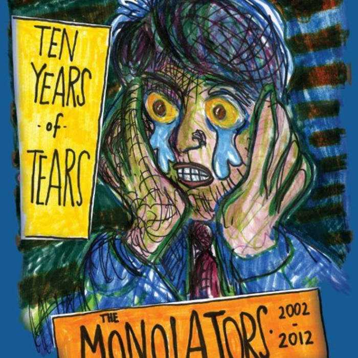 Ten Years Of Tears cover art