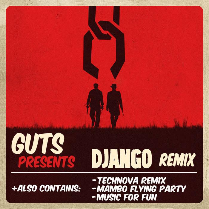 Django EP cover art