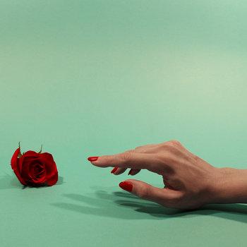"""More Alone (7"""" Single) cover art"""