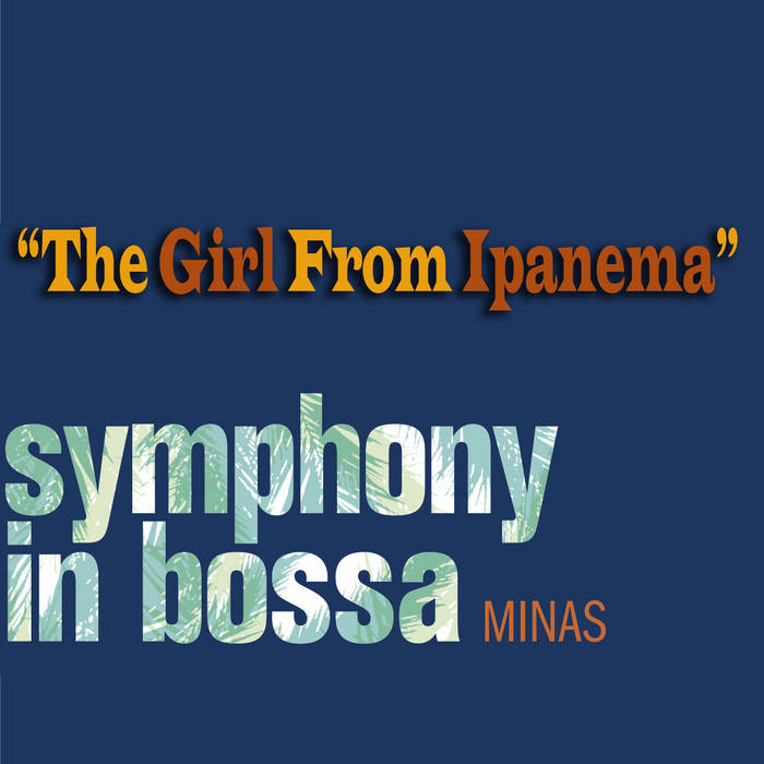 The Girl From Ipanema cover art