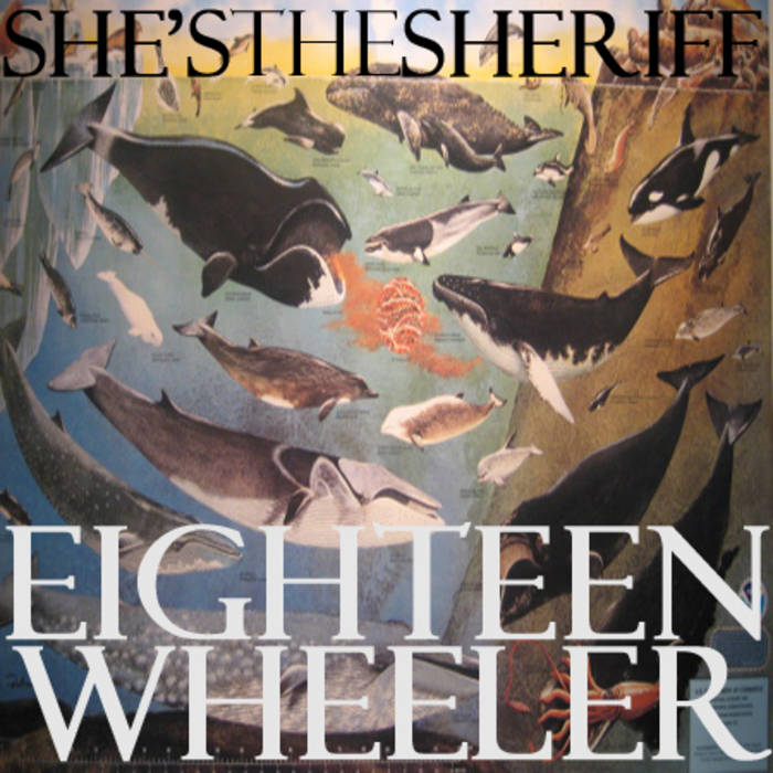 Eighteen Wheeler cover art