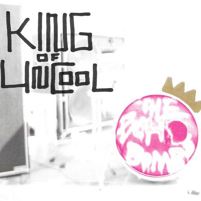 King of Uncool cover art