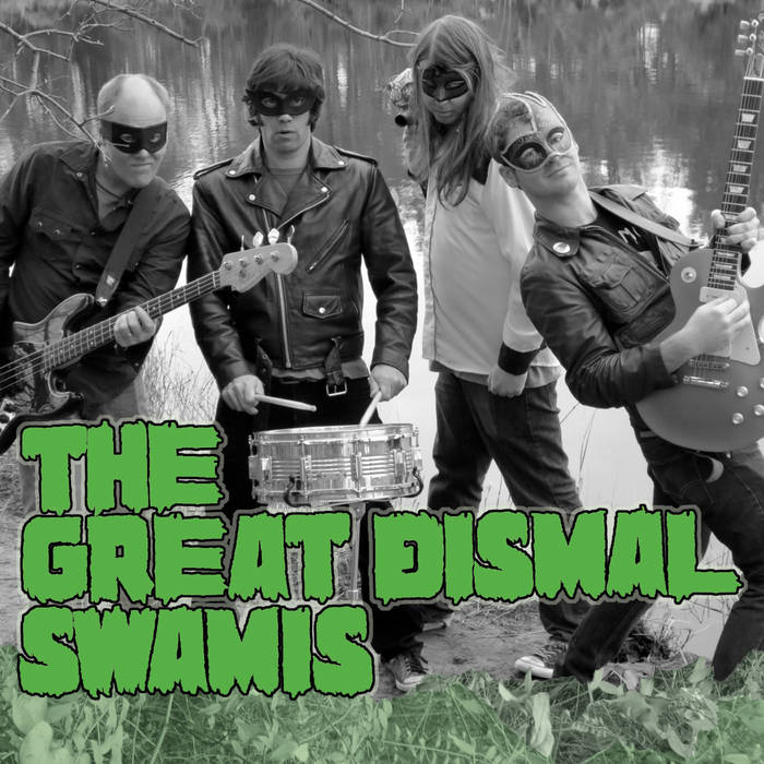Great Dismal Swamis cover art