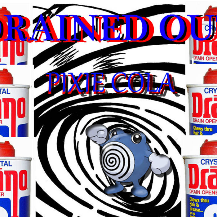 Drained Out cover art