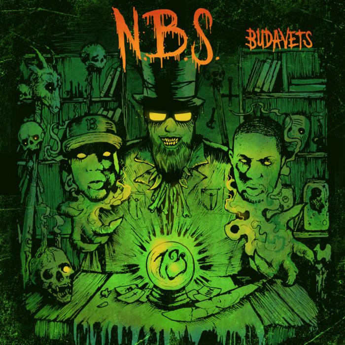 Budavets cover art