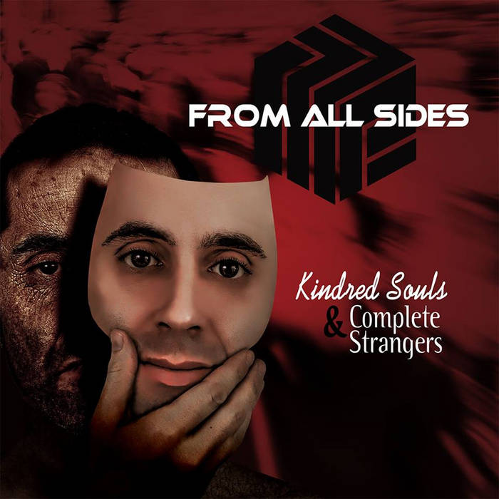 Kindred Souls & Complete Strangers cover art