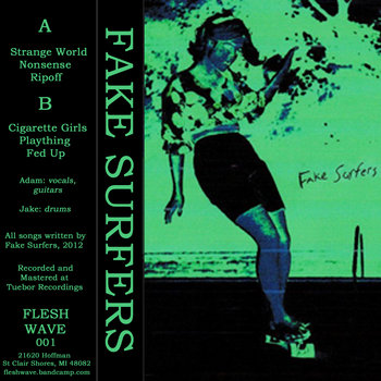 Fake Surfers cover art