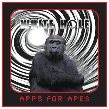 WHITE HOLE cover art